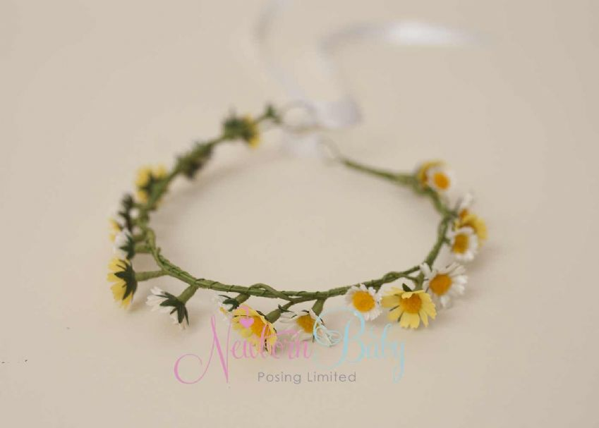 Flower Fairy Crown |Newborn Baby Posing Limited